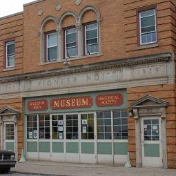Museum at 55 N. Wyoming St., Hazleton